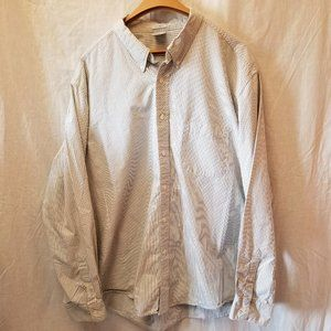 Old Navy Vintage Fit Button Down Casual Shirt